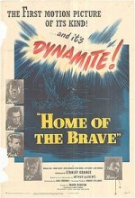 Home Of The Brave (1949) afişi