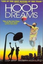 Hoop Dreams (1994) afişi