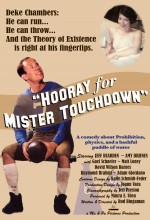 Hooray For Mr. Touchdown (2004) afişi