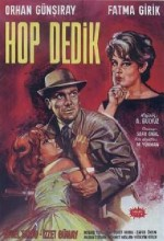 Hop Dedik (I) (1963) afişi