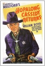 Hopalong Cassidy Returns (1936) afişi