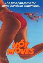 Hot Moves (1984) afişi