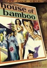 House Of Bamboo (1955) afişi