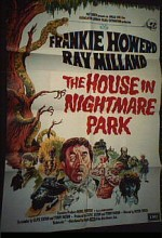House ın Nightmare Park (1973) afişi