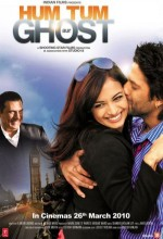 Hum Tum Aur Ghost (2010) afişi
