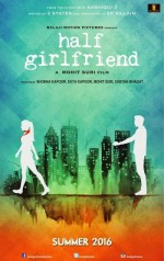Half Girlfriend (2017) afişi