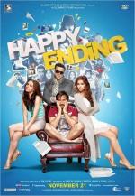 Happy Ending (2014) afişi