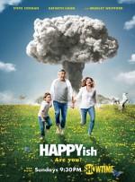 Happyish (2015) afişi