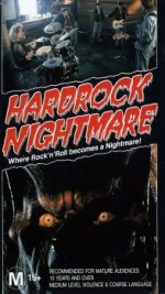 Hard Rock Nightmare (1988) afişi