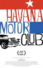 Havana Motor Club (2015) afişi