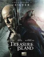 Hazine Adası (2012) afişi