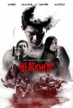 Headshot (2016) afişi