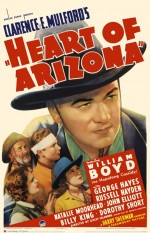 Heart Of Arizona (1938) afişi