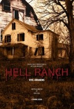 Hell Ranch (2017) afişi