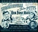 Her First Mate (1933) afişi