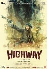 Highway (2014) afişi