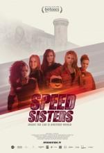 Hızın Kızları (2015) afişi