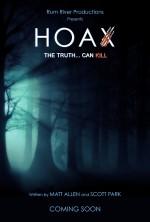 Hoax (2017) afişi
