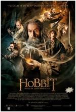 Hobbit: Smaug'un Çorak Toprakları (2013) afişi