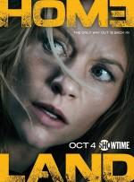 Homeland Sezon 5 (2015) afişi