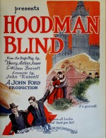 Hoodman Blind (1923) afişi
