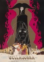 Hüzünlü Belladonna (1973) afişi