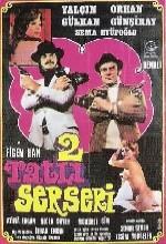 İki Tatlı Serseri (1975) afişi