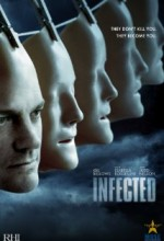 Infected (2008) afişi