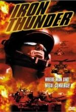 Iron Thunder (1998) afişi