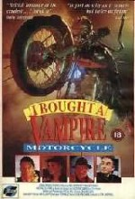 I Bought A Vampire Motorcycle (1990) afişi