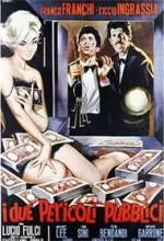 ı Due Pericoli Pubblici (1964) afişi