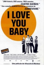 I Love You Baby (2001) afişi