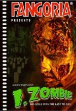 ı, Zombie: The Chronicles Of Pain (1998) afişi