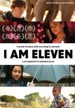I Am Eleven (2011) afişi
