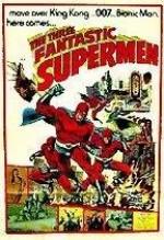 I fantastici 3 $upermen (1967) afişi