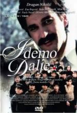 Idemo Dalje (1982) afişi