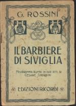 II Barbiere di Siviglia (1996) afişi