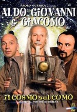 Il Cosmo Sul Comò (2008) afişi