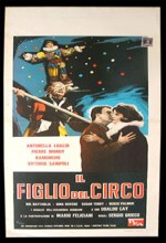 ıl Figlio Del Circo (1965) afişi