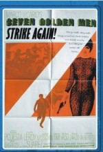 Il Grande Colpo Dei Sette Uomini D'oro (1966) afişi