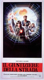 Il giustiziere della strada (1983) afişi