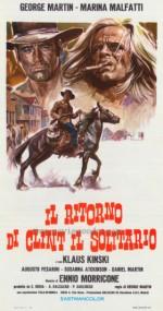 Il Ritorno Di Clint Il Solitario (1972) afişi