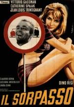 Il sorpasso (1962) afişi