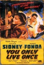 You Only Live Once (1937) afişi