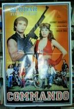 İntikamcı (1986) afişi