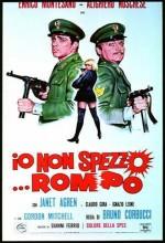 ıo Non Spezzo... Rompo (1971) afişi
