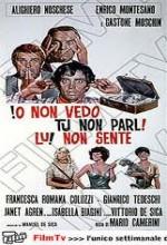 ıo Non Vedo, Tu Non Parli, Lui Non Sente (1971) afişi