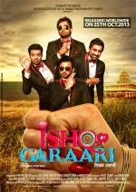 Ishq Garaari (2013) afişi