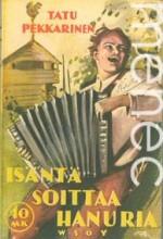 ısäntä Soittaa Hanuria (1949) afişi