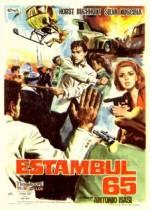 İstanbul'daki Adam (1965) afişi